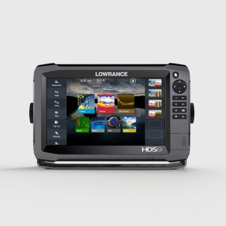 LOWRANCE HDS-9 GEN 3 NO TRANSDUCER NO CHART