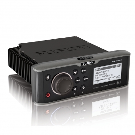 FUSION MS-UD650 MARINE IPOD DOCK RECEIVER