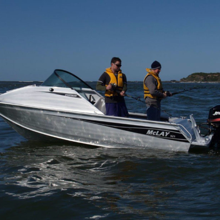 MCLAY 651 CROSSXOVER HARDTOP PACKAGES FROM ($92,200) – Fish