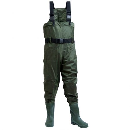 KILWELL CHEST WADERS SIZE 8