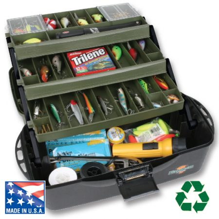 FLAMBEAU F2137 3 TRAY XL TACKLE BOX