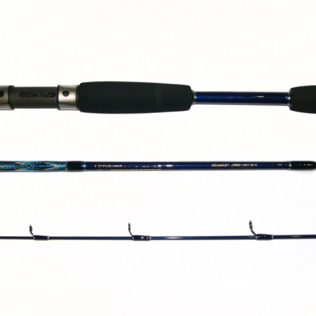 RODWORK ILLUSION 4-8KG 2PCE SOFT BAIT ROD