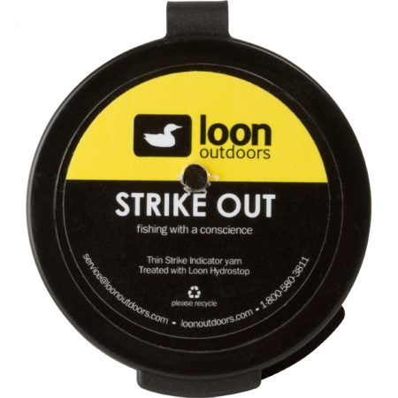 LOON STRIKE OUT YELLOW