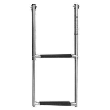 OCEANSOUTH LADDER TELESCOPIC 2 STEP