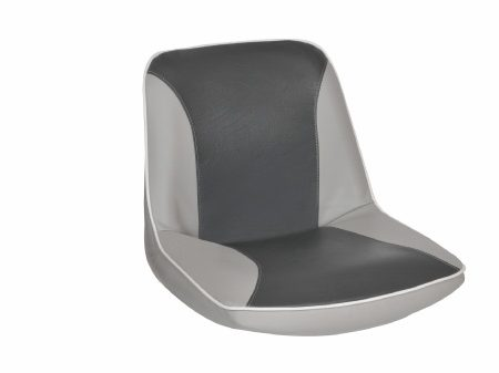 OCEANSOUTH C SEAT UPHOLSTERED GREY CHARCOAL
