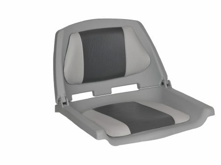OCEANSOUTH FISHERMAN SEAT FOLDING CHAR GREY