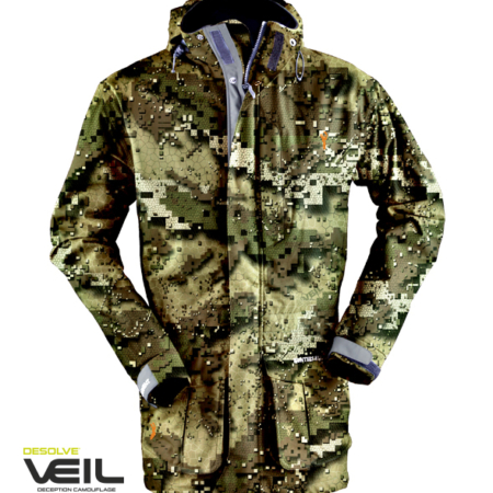 HUNTERS ELEMENT ALL ROUNDER JACKET VEIL CAMO