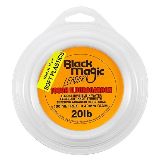 BLACK MAGIC FLUROCARBON TRACE