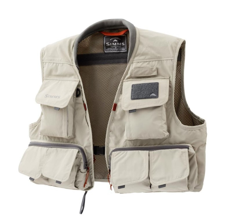 SIMMS FREESTONE VEST LARGE