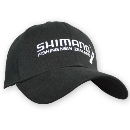 SHIMANO CAP U-FLEX BLACK NZ