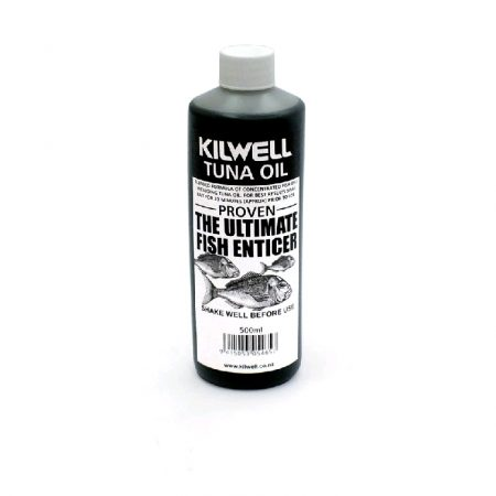 KILWELL TUNA OIL 500ML
