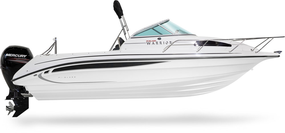 Fi-Glass Warrior 4 Stroke Base Packages From ($65,395 00