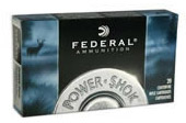 FEDERAL 22-250 REM 55GR P-SHOK SOFT POINT