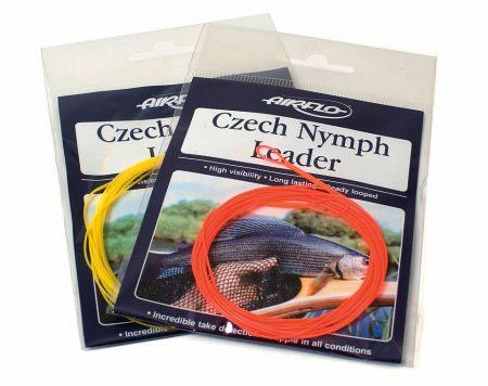 AIRFLO CZECH NYMPH LEADER YELLOW