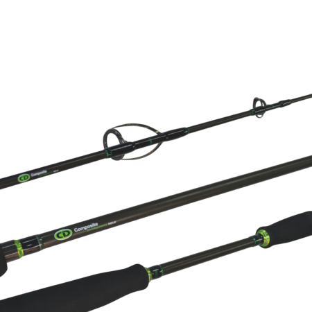 CD RODS ALBAGRAPH 6 2PCE 7FT SPIN 10KG