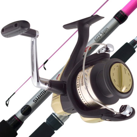SHIMANO HYPERLOOP 4000 & SHIMANO LIPSTICK 4-8 5FT