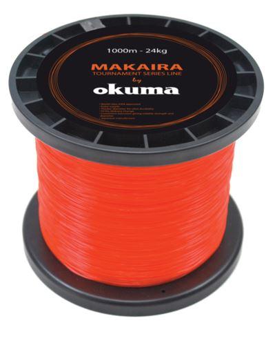 OKUMA MAKAIRA PREMIER HI VIS IGFA 24KG 1000M