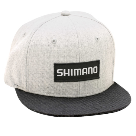 SHIMANO BLACK PATCH CAP