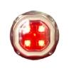 HD Round Aluminium LED RGBW Underwater Light - Single Light