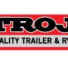 Trojan New Trailer Webbing Winch 10x1